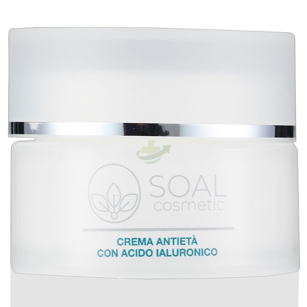 Soal Crema Antieta' Acido Ialuronico 50 Ml