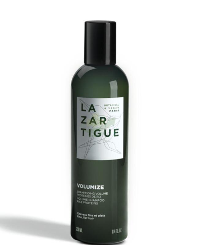 Laz Shampoo Volume - Laz Shampoo Volumizzante Proteines De Riz 250 Ml