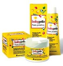 Babygella Crema Corpo Fluida 100 ml