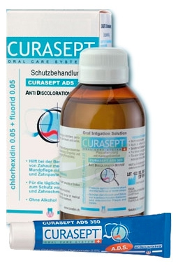 Curaden Curasept ADS Clorexidina 0,05% Collutorio 200 ml + Gel Disinfettante