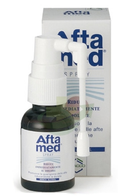 Aftamed Spray Orale Lenitivo Calmante Anti-Irritazioni 20 ml