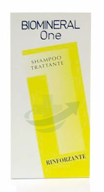 Biomineral Linea Hair Terapy One Shampoo Trattamento Capelli Deboli 150 ml