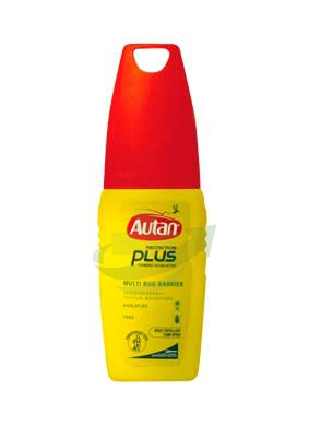 Autan Linea Protection Plus Vapo Spray Delicato Insetto-Repellente 100 ml