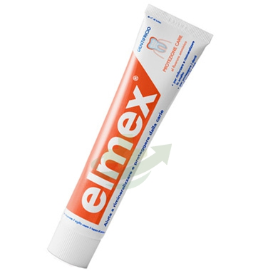 elmex Linea Igiene Dentale Quotidiana Dentifricio Classico Protezione Carie 75ml