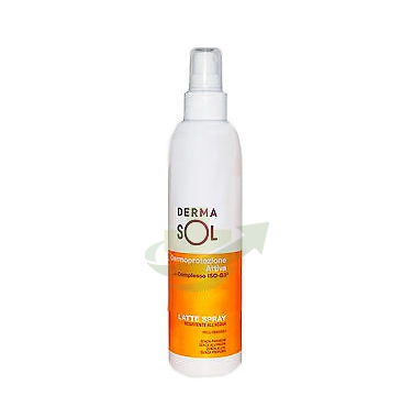 Dermasol Linea Protezione Solare SPF30 Spray Protezione Media 200 ml