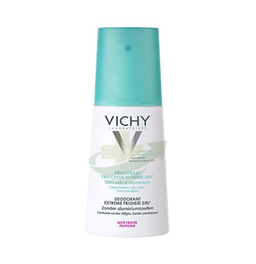 Vichy Linea Deo Deodorante Freschezza Estrema Nota Fruttata Spray 100 ml
