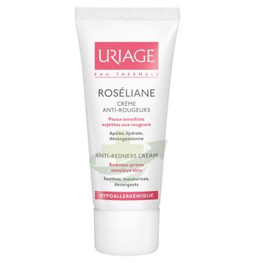 Uriage Linea Lenitiva Roseliane Creme Anti-Rougeurs Pelli Arrossate 40 ml