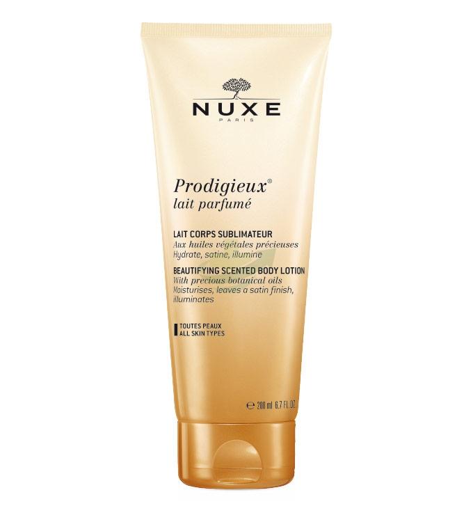 Nuxe Linea Prodigieux Lait Parfume Latte Corpo Setificante Idratante 200 ml