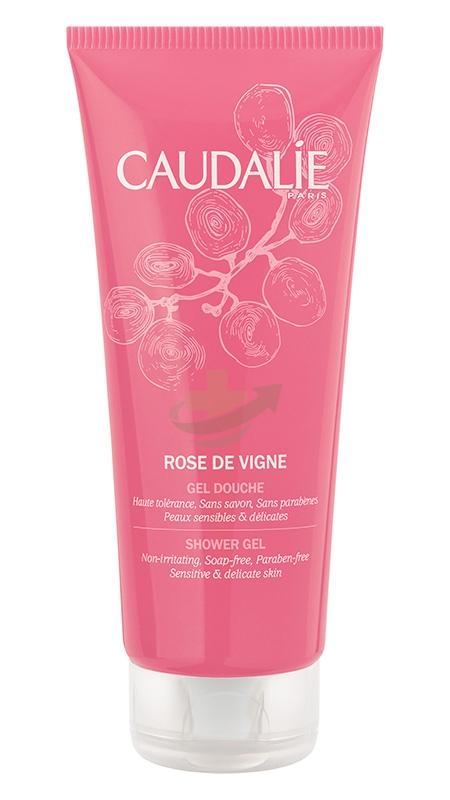 Caudalie Linea Rose De Vigne Frizzante Leggera Fresca Gel Doccia Idratante 50 ml