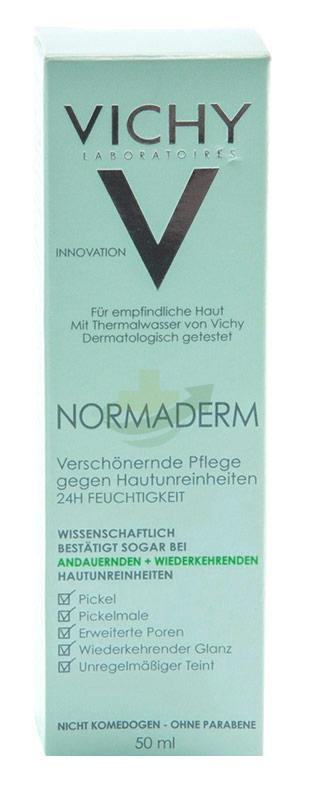 Vichy Linea Normaderm Trattamento di Bellezza Anti-Imperfezioni Globale 50 ml