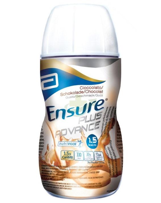 Abbott Linea Nutrizione Domiciliare Ensure Plus Advance 4x220ml Gusto Caffè