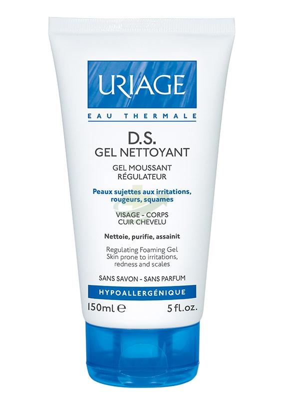 Uriage Linea D.S. Trattamenti Riequilibranti Gel Detergente Desquamazione 150 ml