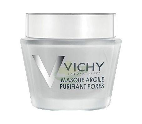 Vichy Linea Mineral Mask Maschera Minerale Purificante Pelle Mista Grassa 75 ml
