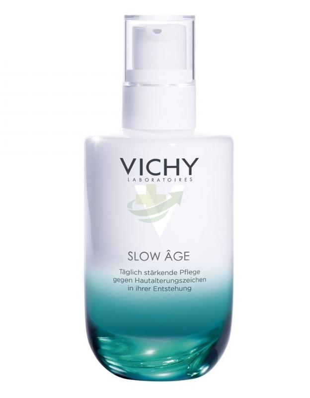 Vichy Linea Slow Age Trattamento Quotidiano per Rughe in Formazione Fluido 50 ml