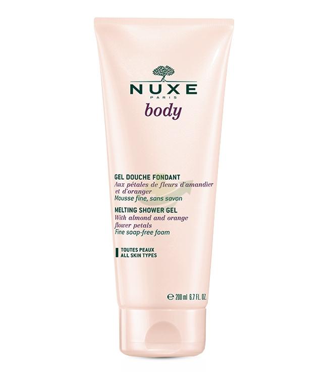 Nuxe Linea Body Cura del Corpo Gel Douche Fondant Gel Doccia senza Sapone 200 ml