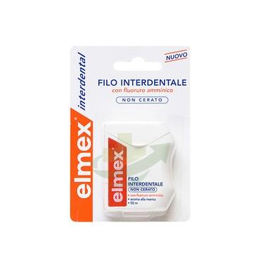 elmex Linea Igiene Dentale Quotidiana Protezione Filo Interdentale non Cerato