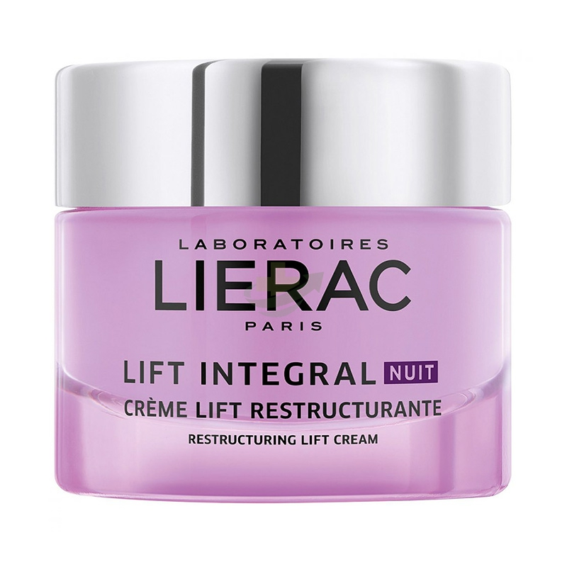 Lierac Linea Lift Integral Crema Notte Antietà Viso Effetto Lift-injection 50 ml