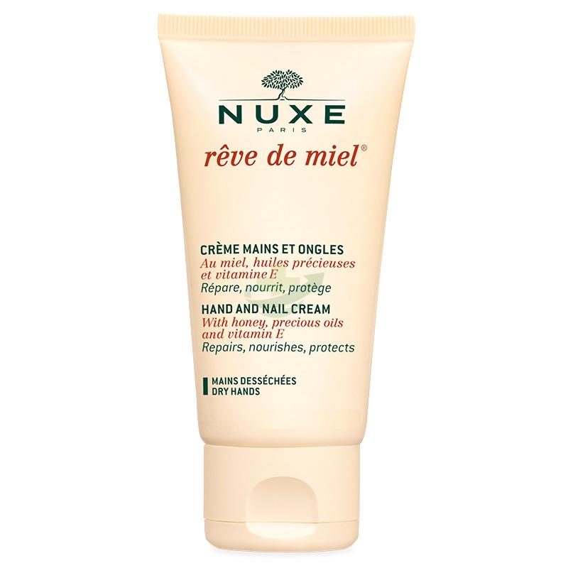 Nuxe Linea Reve de Miel Mains et Ongles Crema Nutriente Mani e Unghie 50 ml