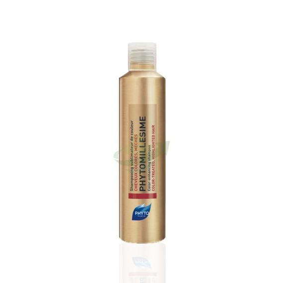 Phyto Linea Capelli Trattati Phytomillesime Shampoo Sublimante del Colore 200 ml