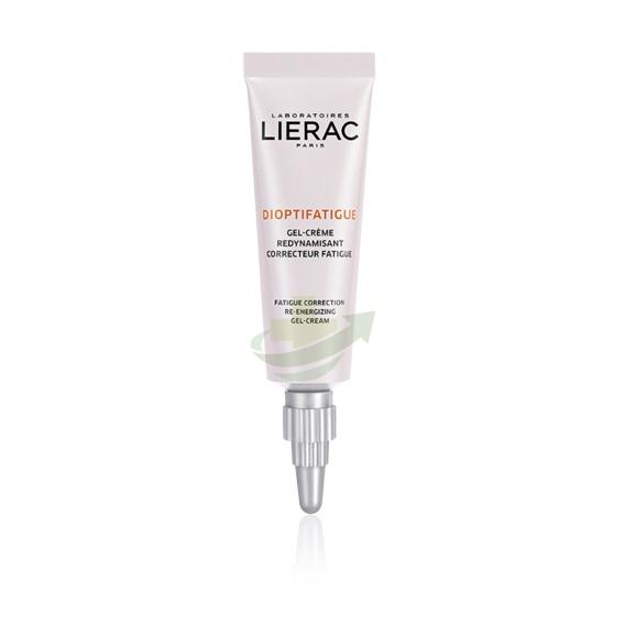 Lierac Linea Occhi Diopti Dioptifatigue Gel Crema Rivitalizzante Occhi 15 ml