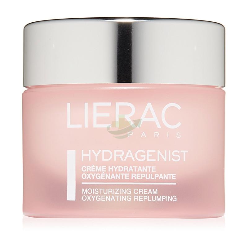 Lierac Linea Hydragenist Crema Ossigenante Idratante Pelli Secche 50 ml