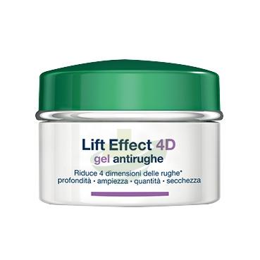 Somatoline Cosmetic Linea Lift Effect 4D Gel Antirughe Filler Antietà Viso 50 ml