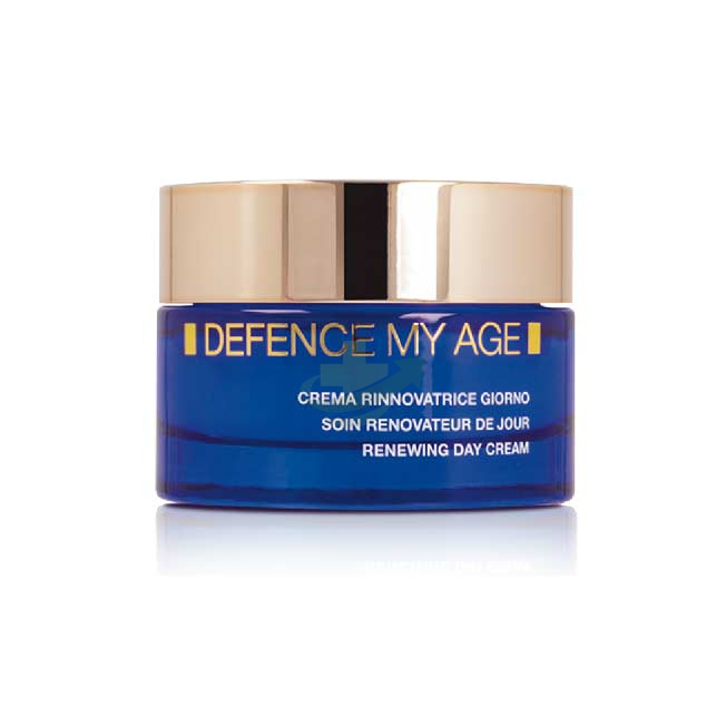 BioNike Linea Defence My Age Crema Rinnovatrice Giorno Ricompattante Viso 50 ml