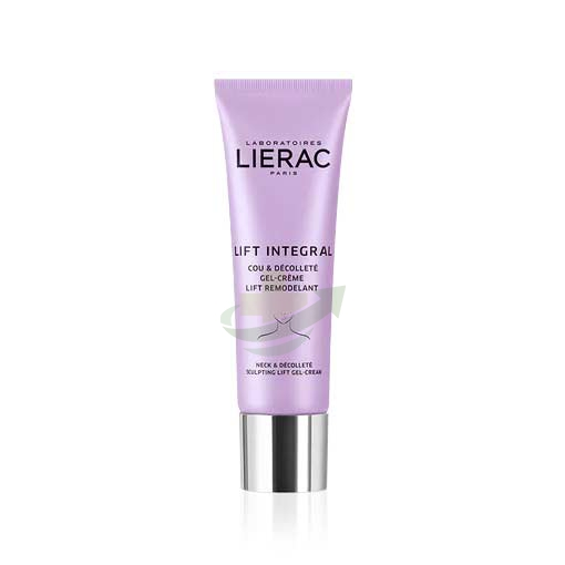 Lierac Linea Lift Integral Gel Crema Collo & Décolleté Lift Injection 50 ml