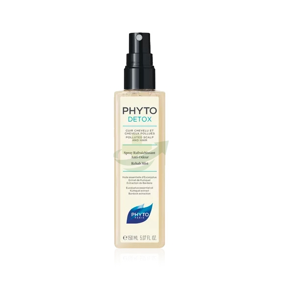 Phyto Linea Phytodetox Detossinante Spray Purificante Anti-Pollution 150 ml