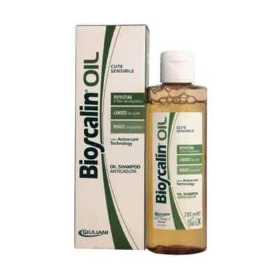Giuliani Bioscalin Shampoo Oil Fortificante 200 Ml